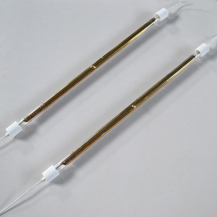 碳纤维镀金石英管