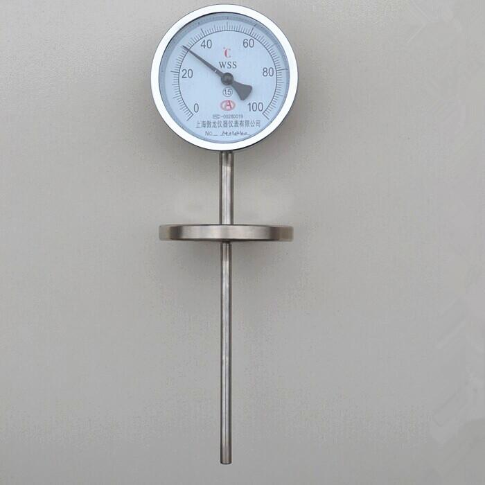 双金属温度计