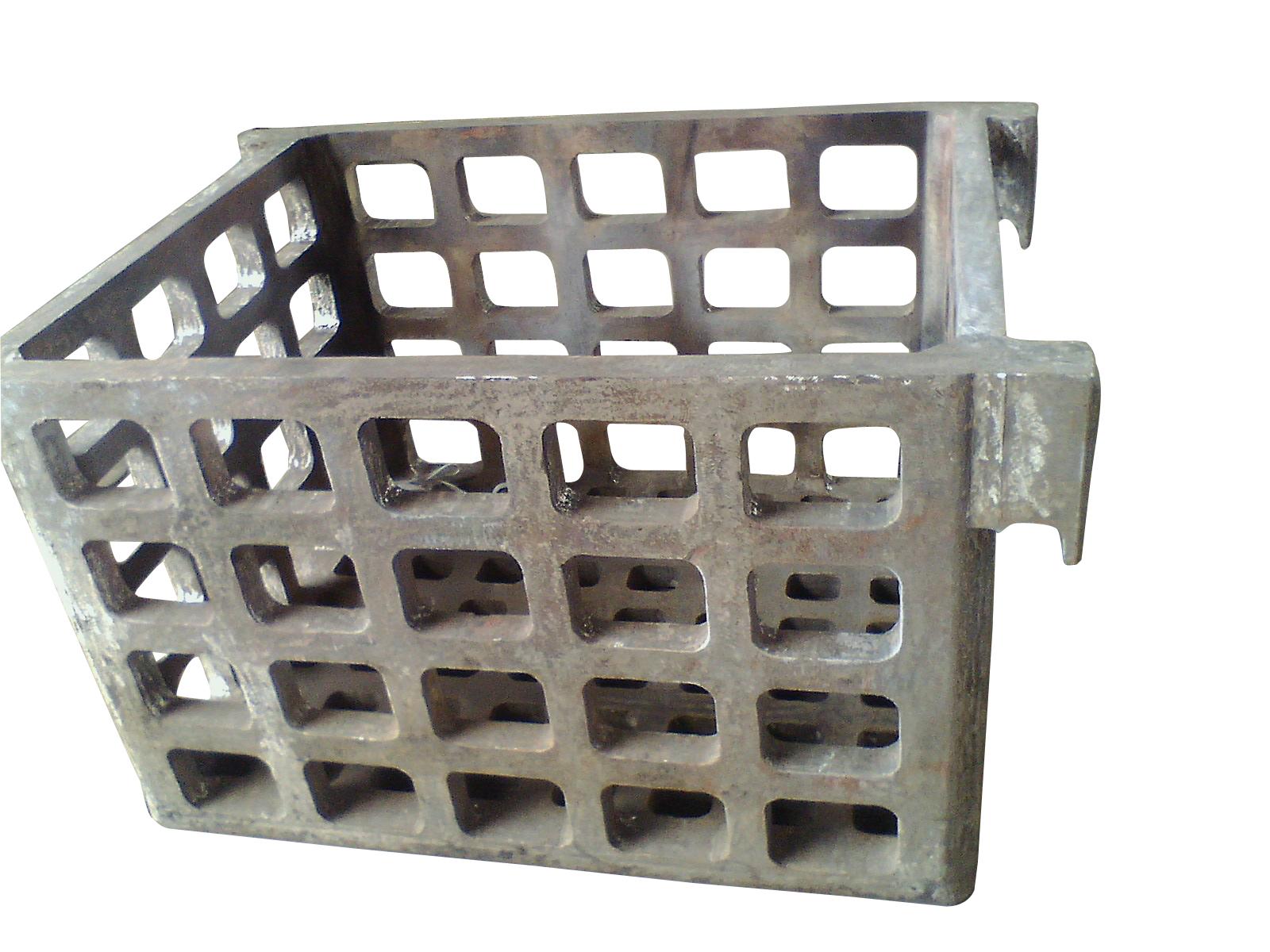 耐热钢装料盘4